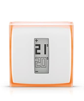 netatmo - Netatmo Termostato Wireless WiFi caldaia Smartphone Tablet PC internet multicolore
