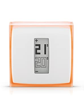 Netatmo Thermostat Connect Pour Chaudire Individuelle