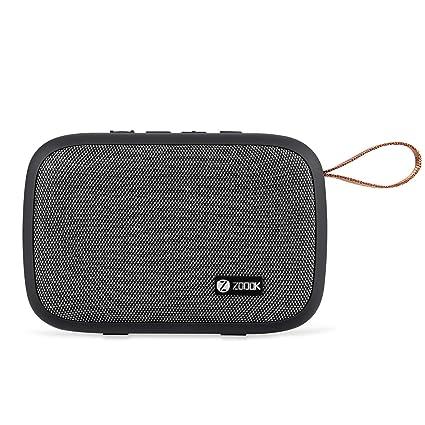 Zoook ZB-PURE MAGIC 5W Bluetooth Speaker (Black)
