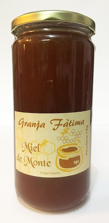 Miel de Monte Granja Fatima 1000 Gm. Miel de Grazalema. La Maroma ...
