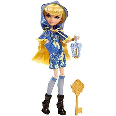 Ever After High Through The Woods Blondie Lockes Doll: Toys & Games