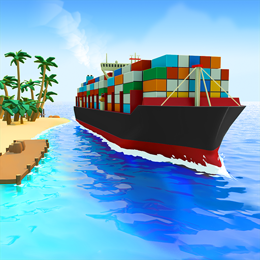 Seaport - Explore, Collect & Trade (Play Boat For Kids)