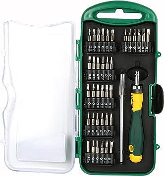 Kit de Destornilladores Precisión Uktunu 38 en 1 Juego Destornilladores Mini Profesionales Conductor Herramientas con la Extensión Reparación para iphone Teléfono Móviles Electronica DIY: Amazon.es: Bricolaje y herramientas