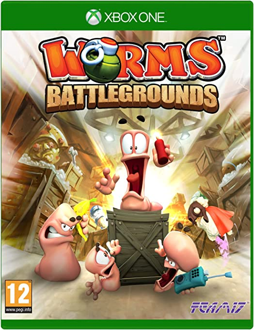 Worms Battlegrounds [Importación Inglesa]: Amazon.es: Videojuegos