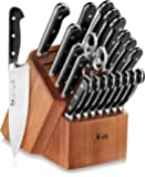 Cangshan V2 Series 59649 22-Piece German Steel Forged Knife Block Set