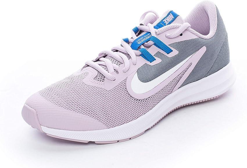 GS NIKE Downshifter 9 Walking Shoe Unisex Ni/ños