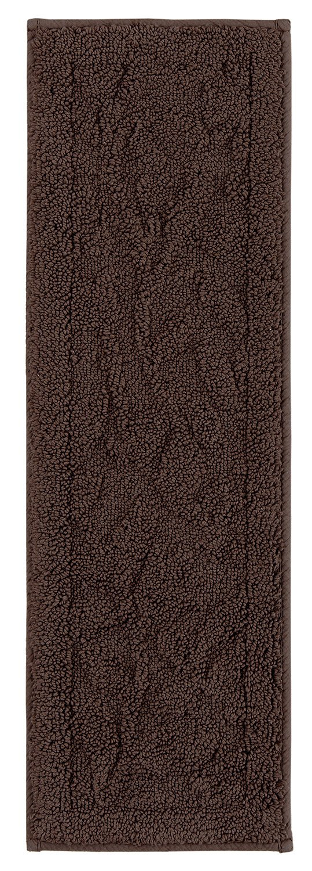 Chocolate 0'9x2'5 Mohawk Home Foliage Cabernet Accent Rug, 3'x5'