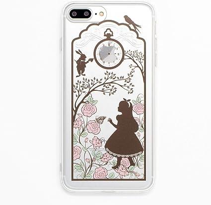 Coque pour iPhone 7 Plus, fabriquée au Japon, coque en TPU souple ...