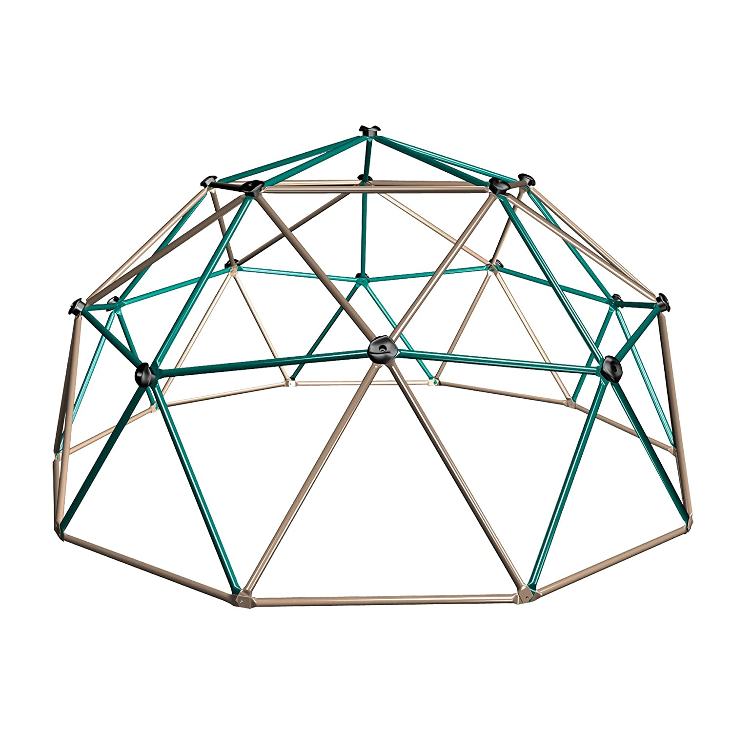 Lifetime Geometric Dome Climber Jungle Gym Earthtone 90136