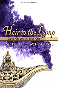 Heir to the Lamp (The Genie Chronicles Book 1)