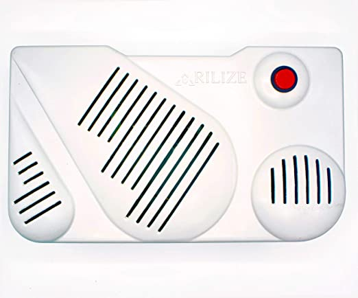 Rilize Generador de Ozono. Purificador de Aire, Ozonizador de Ambiente y Agua, Esterilizador Portátil de Ozono sin ...