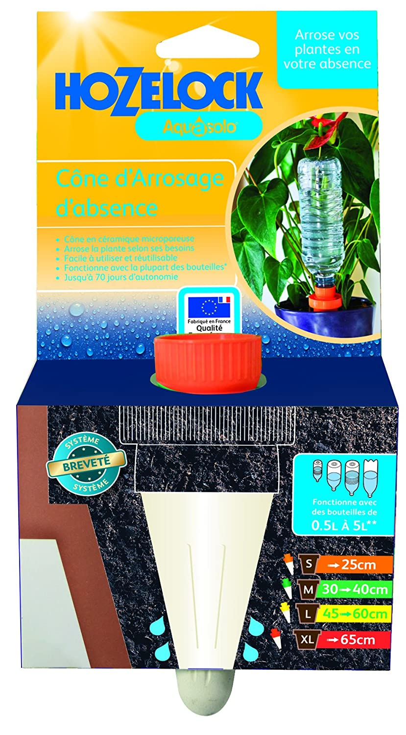 Aquasolo 10107 Watering Cone Small Orange