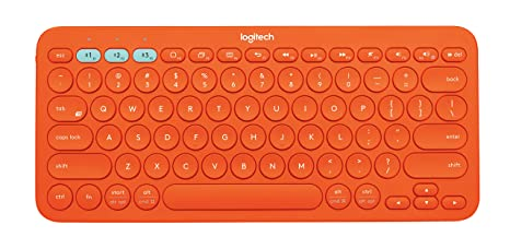 Logitech K380 Multi-Device Bluetooth Keyboard - Windows, Mac, Chrome OS,  Android, iPad, iPhone, Apple TV 2nd or 3rd generation C