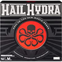 Spin Master Games 6045563 Hail Hydra, MARVEL Hero Board Game for Teens and Adults Aged 14 and Up