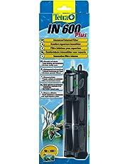TETRA IN 600 Plus - Filtre Intérieur pour Aquarium de 50 à 100L