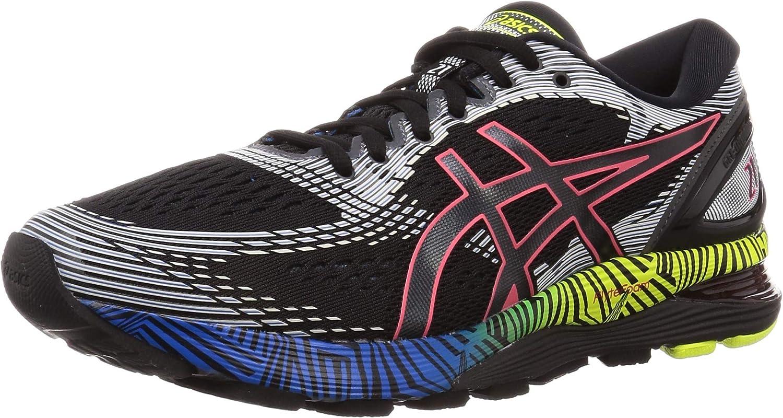 ASICS Gel-Nimbus 21 LS, Zapatillas de Running para Hombre: Amazon ...