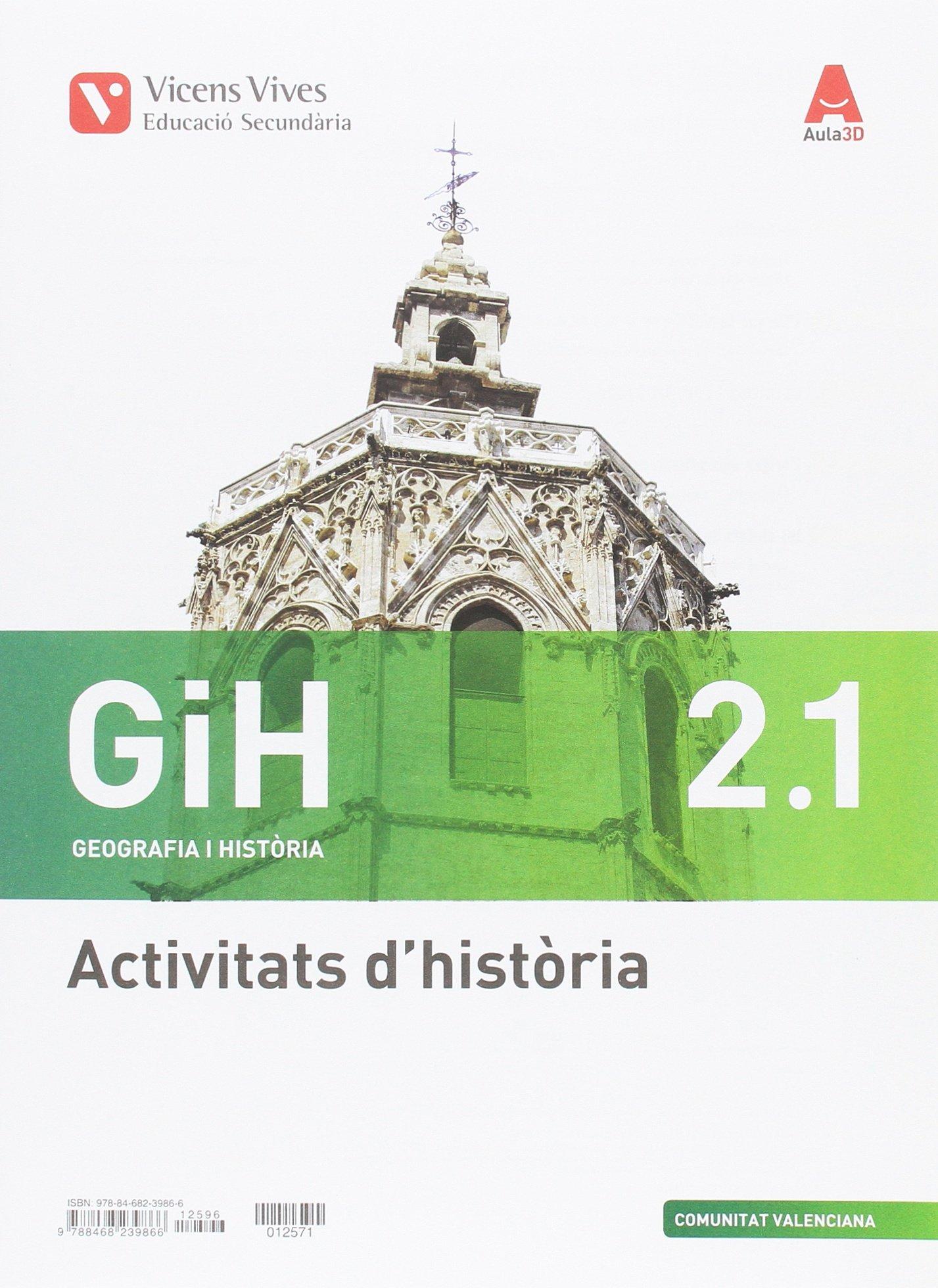 GIH 2 VALENCIA ACTIVITATS HISTORIA/GEOGRAFIA : 000003 ...