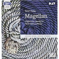 Magellan: Ungekürzte Lesung mit Hans-Helmut Dickow (1 mp3-CD)