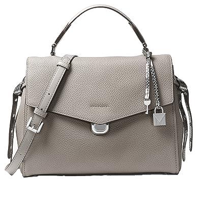 947c0812ad40b MICHAEL Michael Kors Bristol Medium Leather Satchel Bag