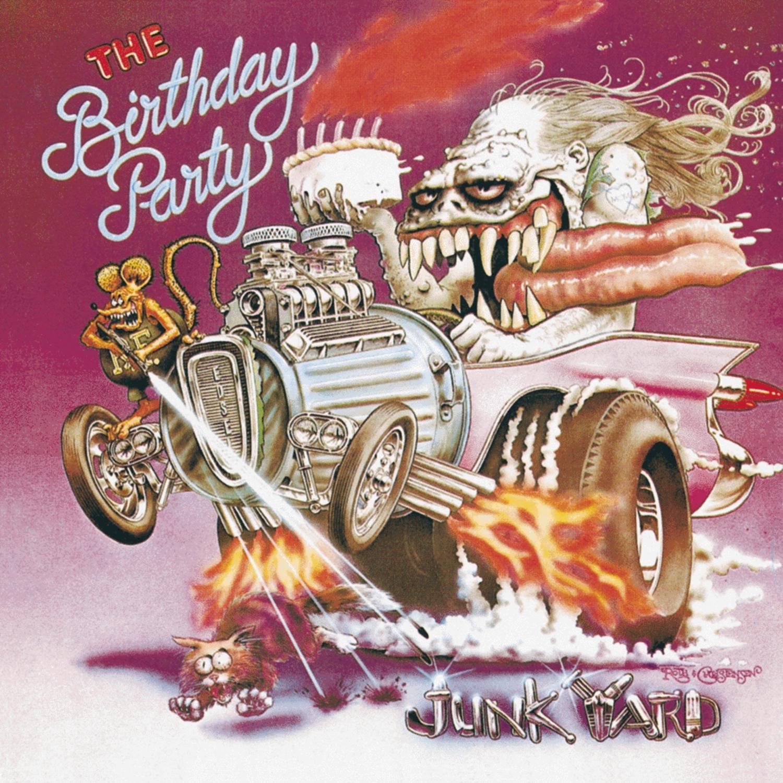 The Birthday Party Junkyard Amazon Music