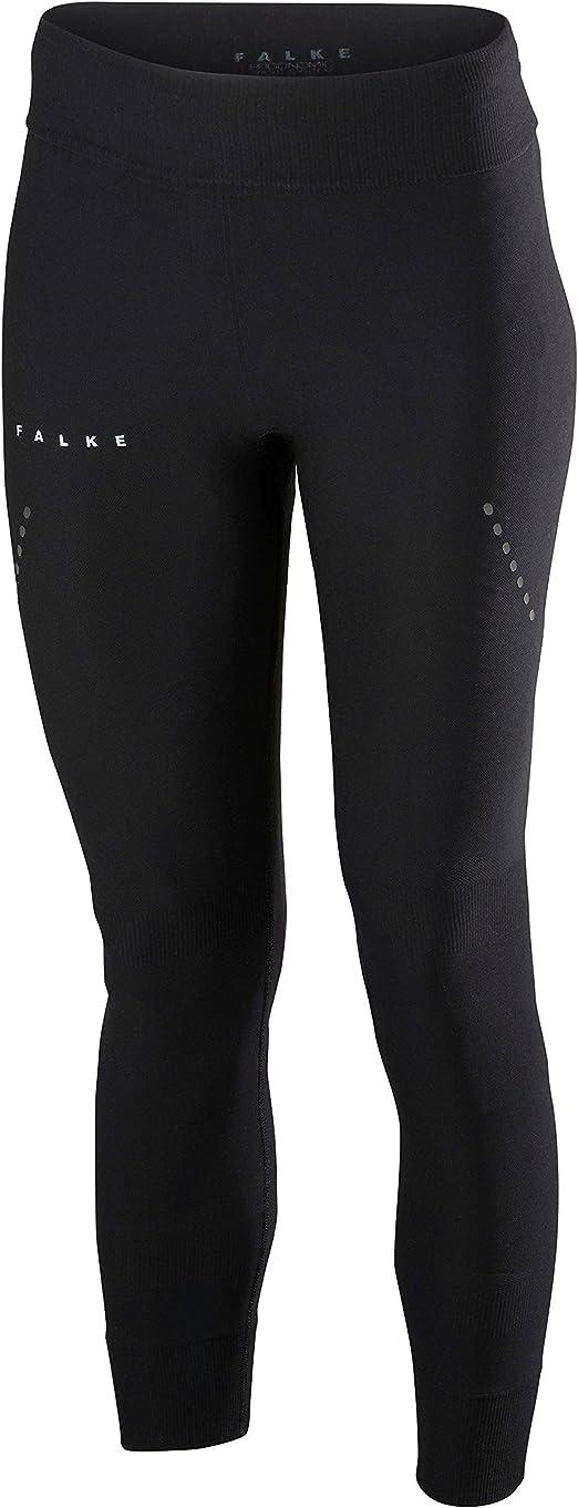 Sport Performance Material Gr/ö/ße: XS-XXL Farbe: Schwarz 1 St/ück FALKE Damen Tights Cellulite Control 7//8