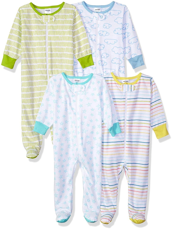 Onesies Brand Baby 4-Pack Sleep N' Play