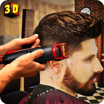 Amazon Hair Salon Fun Game Barber Shop Hair Cutting Games