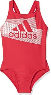7fc0d58a01 adidas Girls'' Inf Ecad Y Swimsuit: Amazon.co.uk: Sports & Outdoors