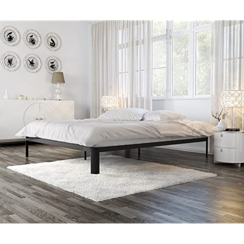 Cheap Modern Bed Frames: Contemporary Bed Frame: Amazon.com