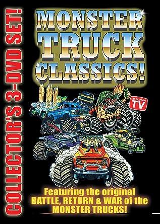 famous 80s monster trucks