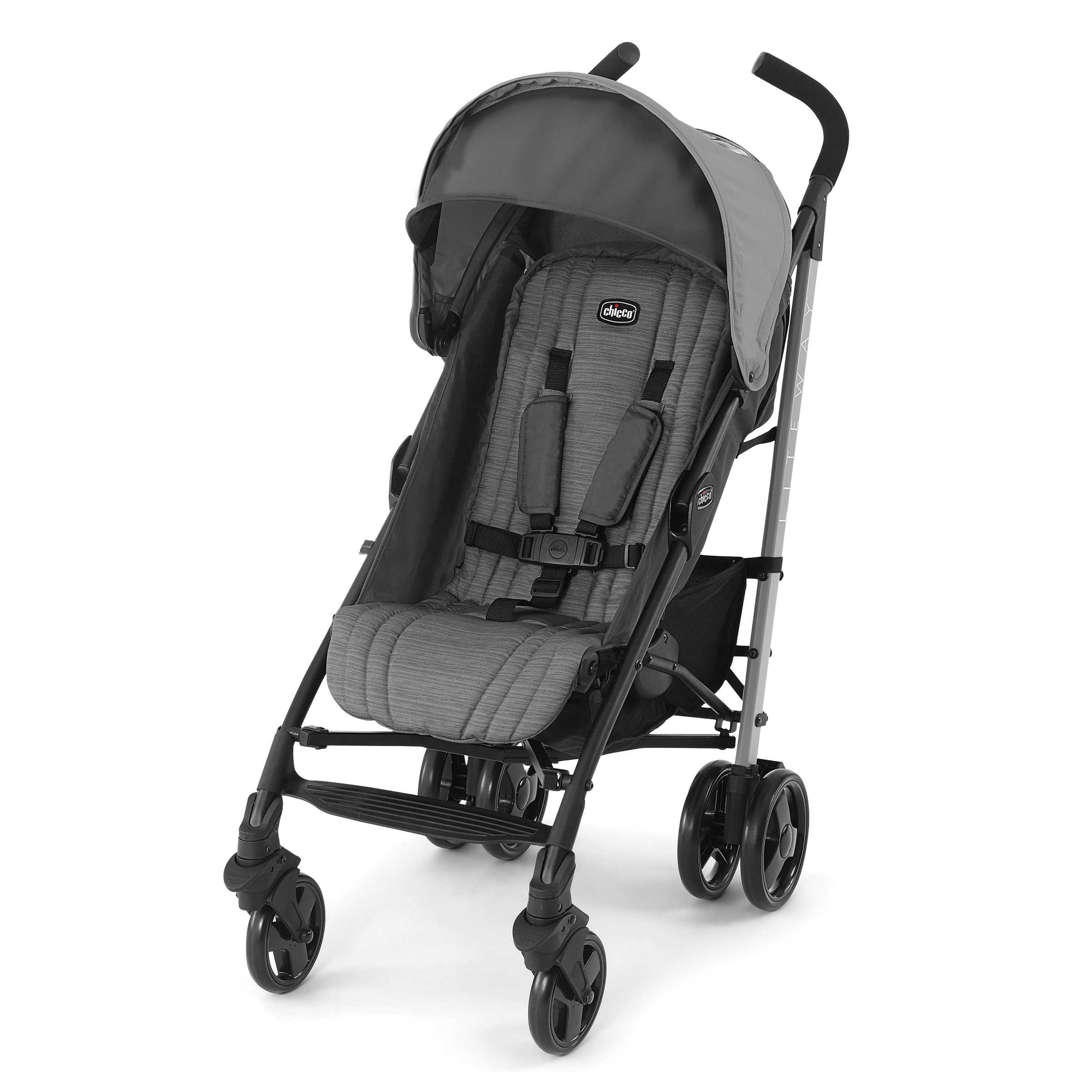 Chicco Liteway Stroller, Fog by Chicco (Image #1)