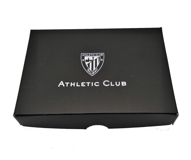 Athletic Club Bilbao Portallaves-Estuche Oficial Piel Negro ...