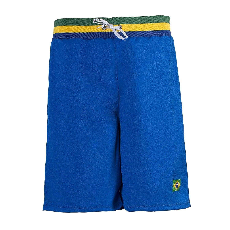 JL Sport Brasil Azul Unisex Baggy Gimnasio Deportes Baloncesto ...