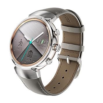 "Asus WI503Q-2RBGE0001 1.39"" AMOLED Beige, Plata Reloj Inteligente - Relojes Inteligentes ("