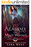 Academy for Misfit Witches: A Reverse Harem Fantasy Romance