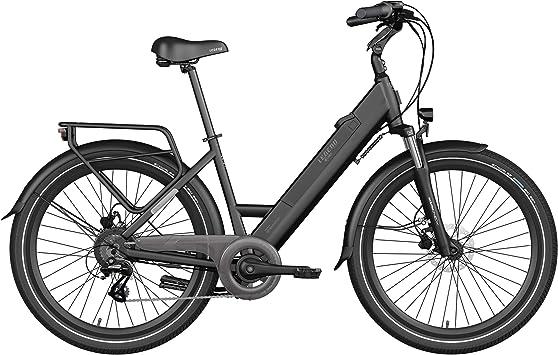 Legend eBikes Milano 36V10.4Ah Bicicleta Eléctrica Unisex Adulto, Onyx Black, Talla Única: Amazon.es: Deportes y aire libre