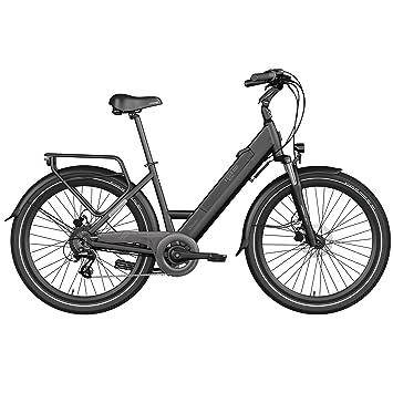 Legend eBikes Milano Bicicleta Eléctrica Urbana con Rueda de 26 Pulgadas,