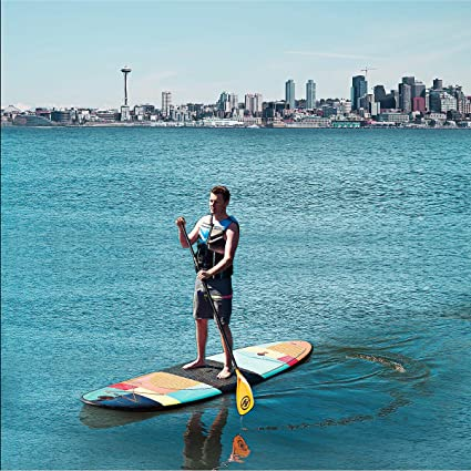 Amazon.com: Hyperlite Alki 11 Stand Up paddleboard: Sports ...
