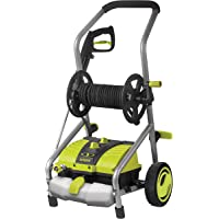 Sun Joe 2030 14.5 Amp Electric Pressure Washer with Pressure-Select Technology and Hose Reel