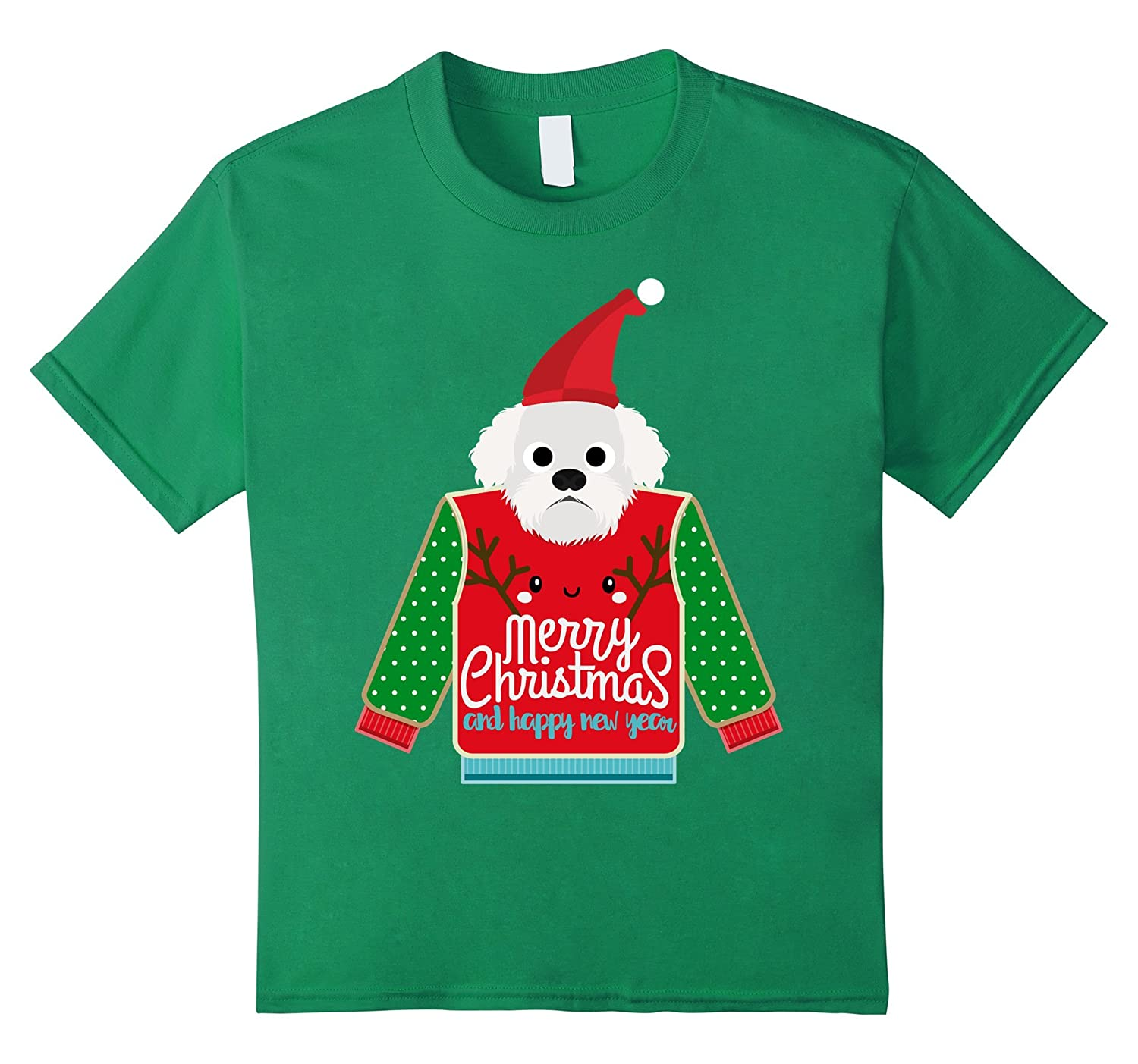Womens Funny Schnoodle christmas gifts-Samdetee