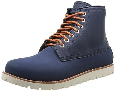 092cdceb5db7 Amazon.com  Crocs Men s Cobbler 2.0 Riding Boot  Shoes