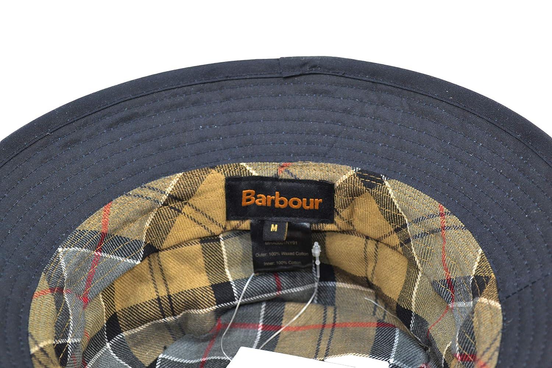 Barbour - Gorro de Pescador - para Hombre Azul Turquesa XL: Amazon ...