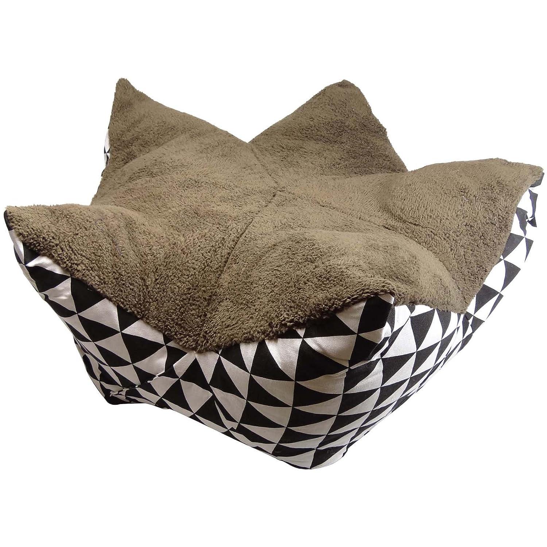 Hossi's Wholesale Lit pour Chien 2en 1- Panier Lavable pour Chien - Sofa pour Animaux-Taille L - 110x 80x 20cm