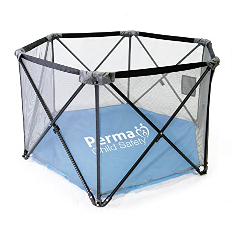 Buy Perma Fabric Playpen Portable Travel Friendly Online At Low