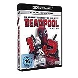 Deadpool 1+2  (+ Blu-rays, insgesamt 6 Discs) [4K Blu-ray]