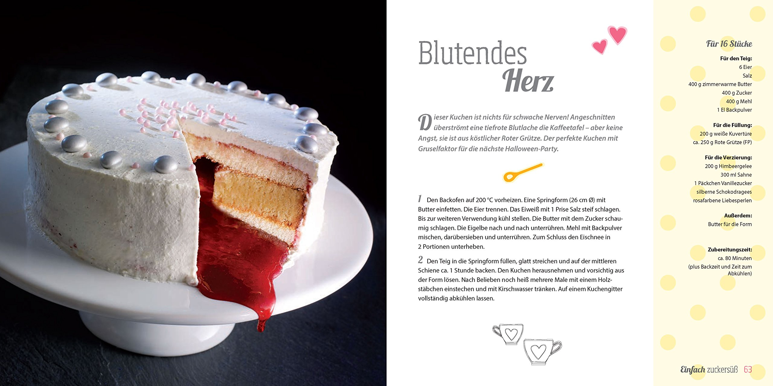 Amazon.it Überraschungskuchen Kuchen und Torten mit Wow,Effekt , , Libri
