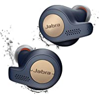 $169 » Jabra Elite Active 65t Alexa Enabled True Wireless Sports Earbuds with Charging Case – Copper Blue