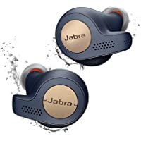Jabra Elite Active 65t True Wireless Bluetooth Headphones, Copper Blue