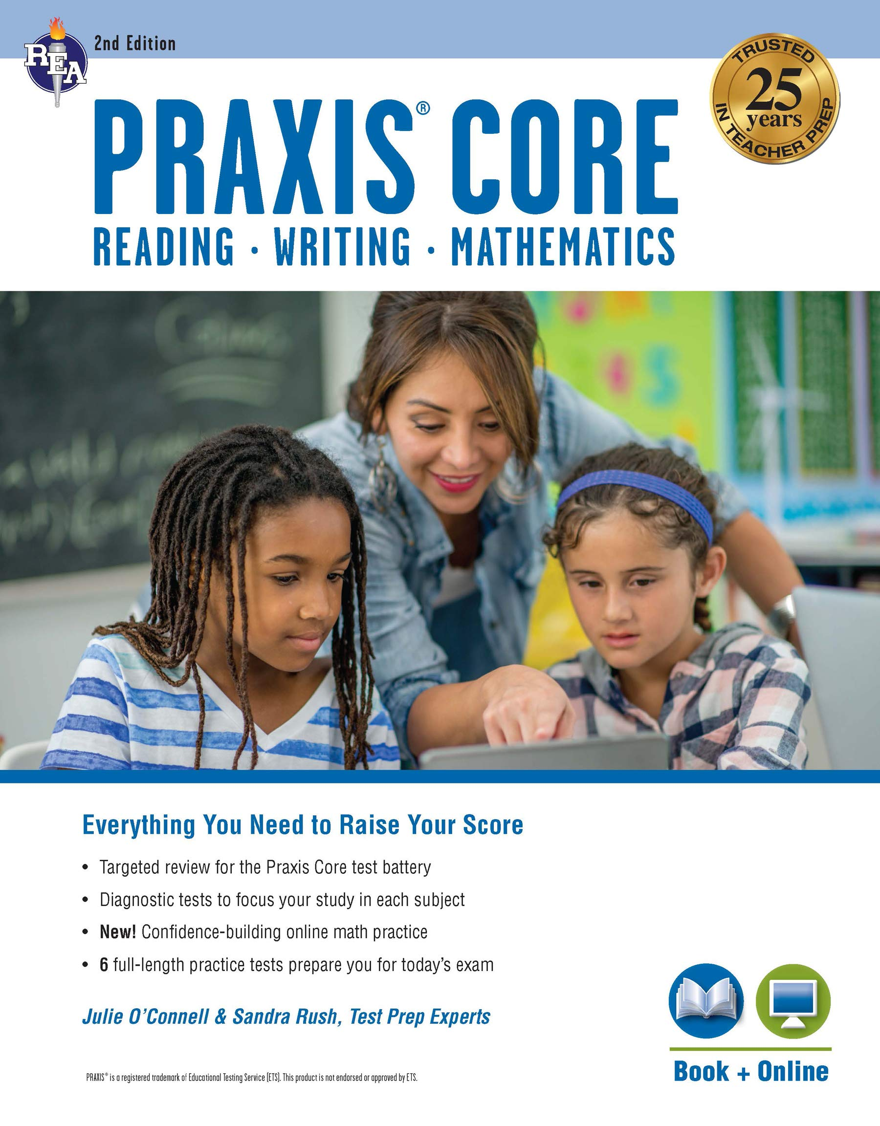 Praxis Core Academic Skills Educators product image