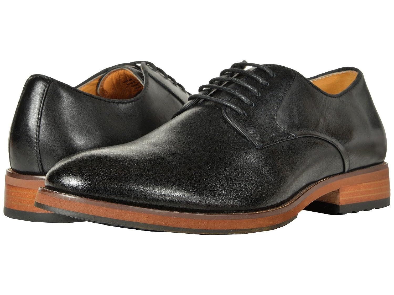 [フローシャイム] Florsheim メンズ Blaze Plain Toe Oxford オックスフォード [並行輸入品] B0746DLDGS US10 - D (M)|Black smooth Black smooth US10 - D (M)